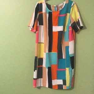 Gibson Latimer Dresses - Multi colored dress
